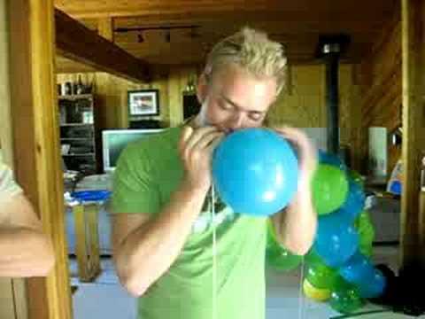 Lollipop guild helium