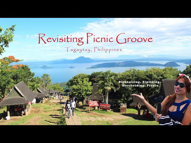 PICNIC GROVE Tagaytay Philippines | Where To Go In Tagaytay