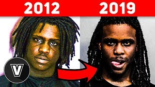 The Criminal History of Chief Keef