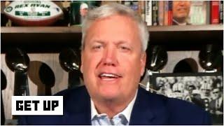 Rex Ryan makes 2020 NFL Draft predictions | Get Up
