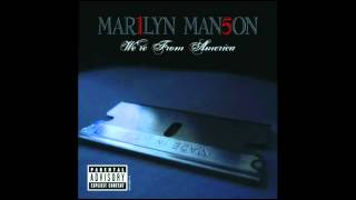 Marilyn Manson - We're From America (INSTRUMENTAL TRACK)