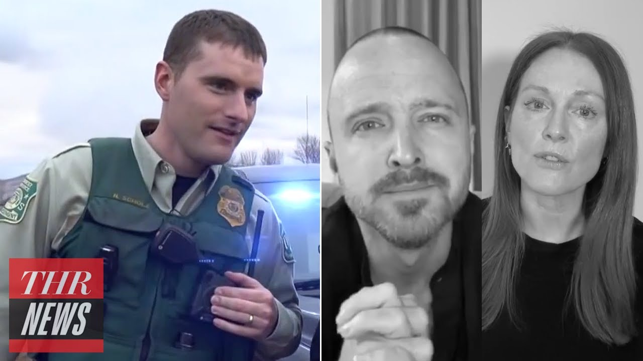 A&E Cancels 'Live PD,' Aaron Paul, Julianne Moore & More Stars Give Emotional PSA   THR News