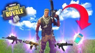 Fortnite - Epic Game Winning Loot! (Fortnite Battle Royale)