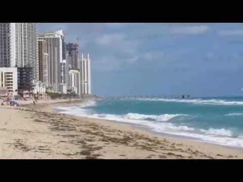 MIAMI. Haulover Park and Beach. Florida USA
