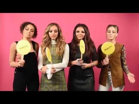 Little Mix Play Never Have I Ever