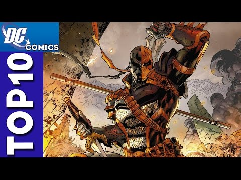 Top 10 Deathstroke Moments