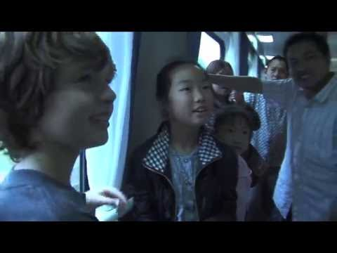 Take a Train in China // Family Travel China Guide