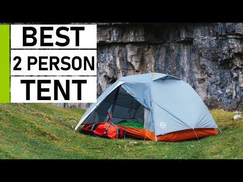 Top 10 Best 2 Person Tents For Camping & Backpacking