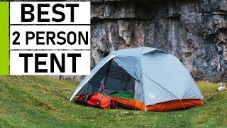 Top 10 Best 2 Peŗson Tents for Camping & Backpacking