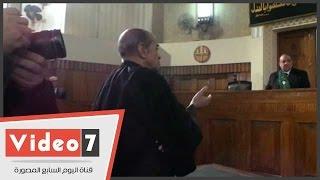 بالفيديو..فريد الديب يطالب بعدم الفصل فى قضية القرن واستكمال المحاكمة لغياب مبارك