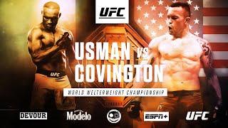 UFC 245: Kamaru Usman vs Colby Covington 'Rhythm Is a Dancer' Promo, Dec 14 Extended Trailer