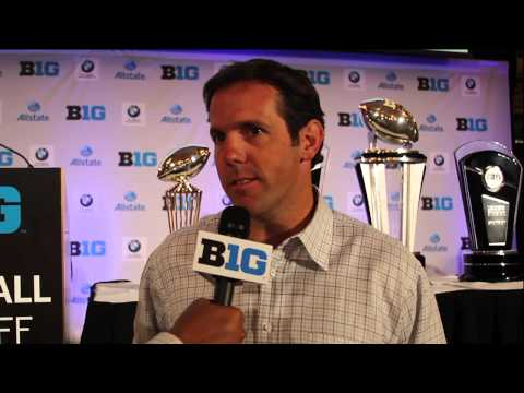 Legendary Michigan QB Brian Griese on the 2013 Big Ten Football Season