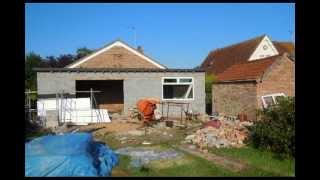 The Drive - Self Build Extension Pt 2