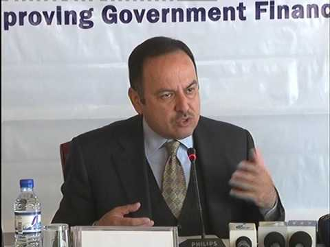 Minister of Finance Statement to Government Financial and Internal Audit Department