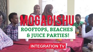 SOMALIA VLOG | My Mogadishu Summer: RoofTops, Beaches & Juice Parties!