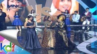 Battle Lagu Melayu dan Rock Putri Ayu VS Khairat KDI VS Firman - KDI Star (11/9)