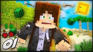 O MODO MAIS DIFÍCIL DO MINECRAFT! // No Limite #01 // Minecraft Hardcore