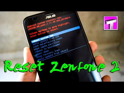 asus-zenfone-2-laser-hard-reset-/-unlock-ze550kl-pattern-lock-(tutorial)-with-key