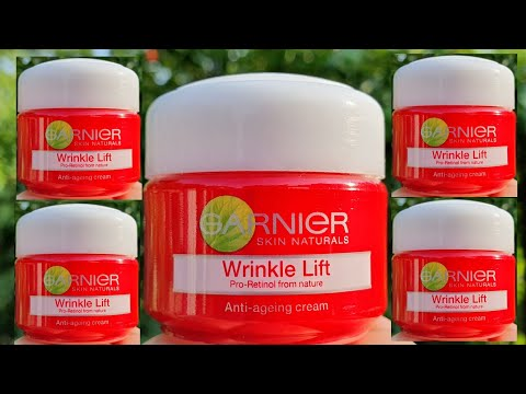 garnier-wrinkle-lift-anti-aging-cream-review-and-uses-|-rara|-affordable-antiaging-cream-for-winters