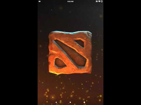 Android Live Wallpaper - Dota 2
