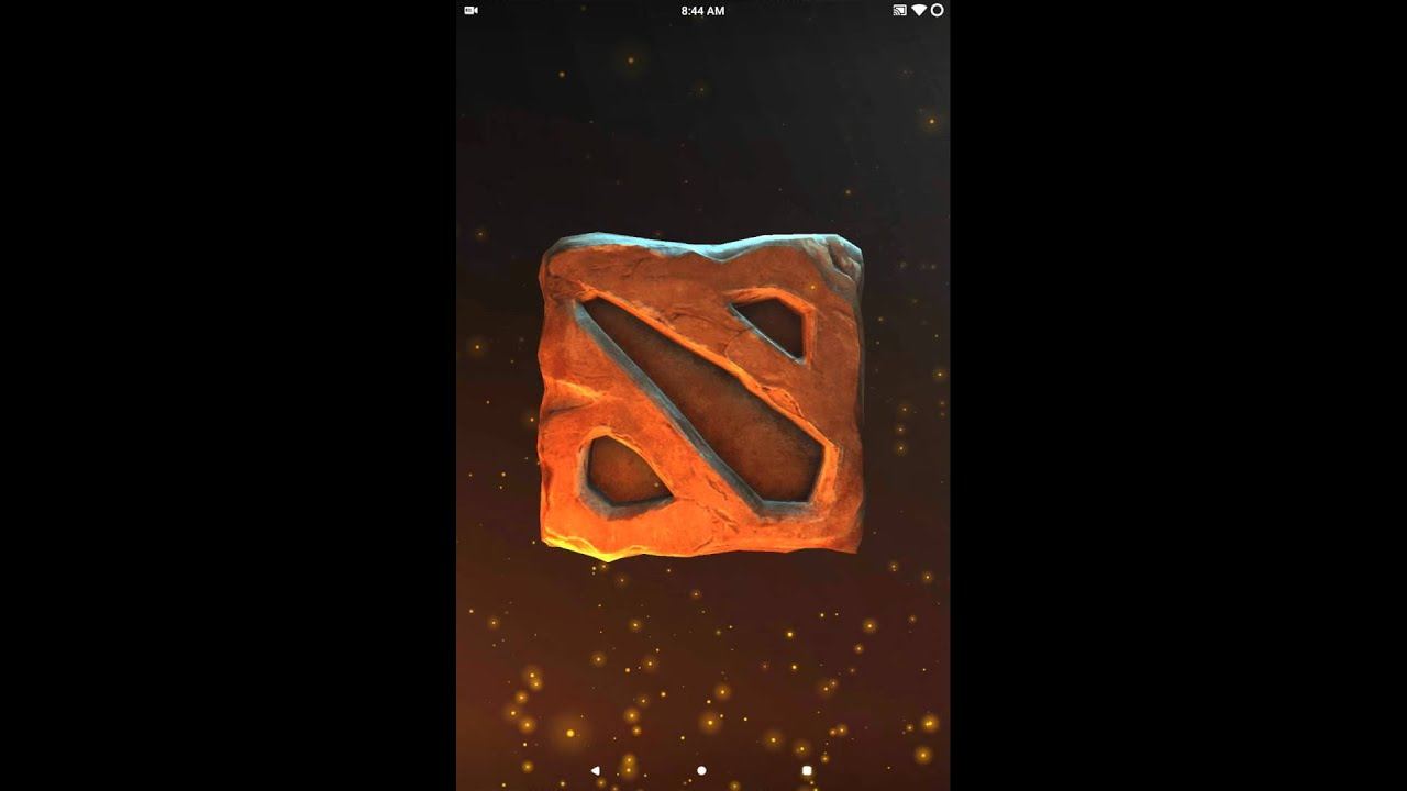 Android Live Wallpaper - Dota 2 - YouTube