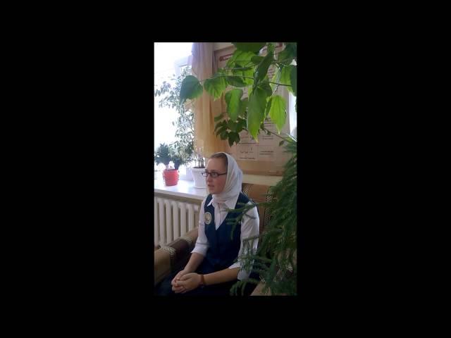 Изображение предпросмотра прочтения – ИринаСафичук читает произведение «И цветы, и шмели, и трава, и колосья...» И.А.Бунина