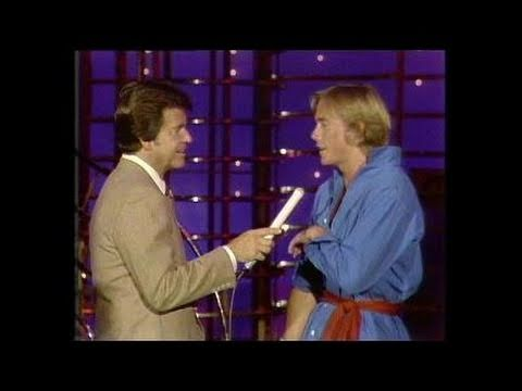 Dick Clark Interviews Christopher Atkins - American Bandstand 1982