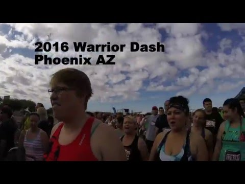 2016 Phoenix Warrior Dash
