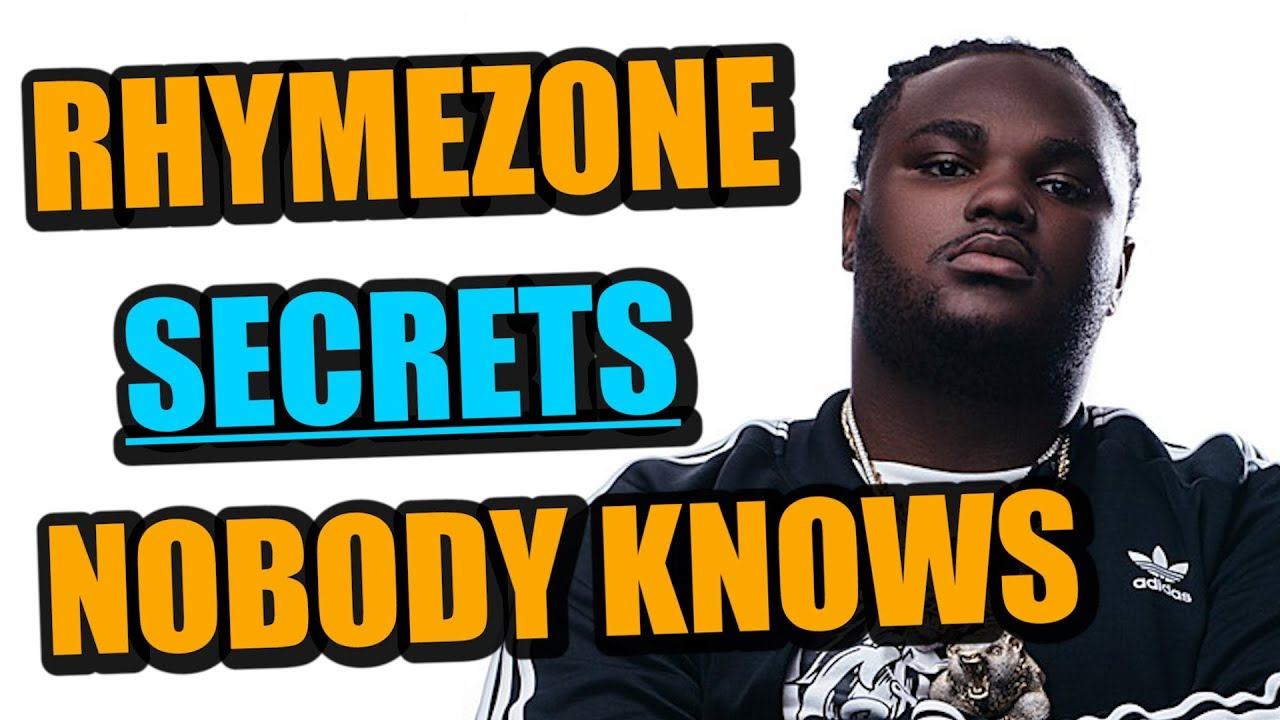 7 rhymezone secrets you probably don t know about youtube