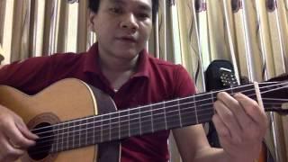 Hướng dẫn đệm hát cơ bản bài Em về tinh khôi - cho học viên LNT Guitar