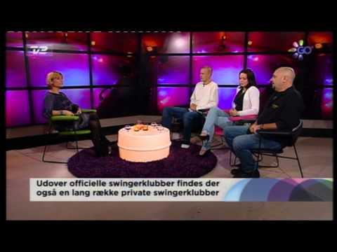 At være swinger 2 - Go Morgen Danmark Tv2 (16. november 2010)
