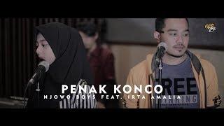PENAK KONCO - NJOWO BOYS FEAT. IRTA AMALIA (COVER)