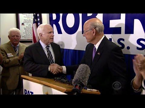 Competitive Kansas race threatens GOP senate takeover