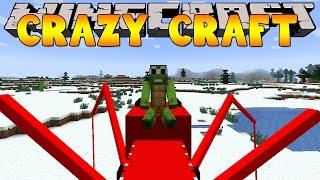 Minecraft Crazy Craft 3.0 : GIANT ROBOT ANT #20
