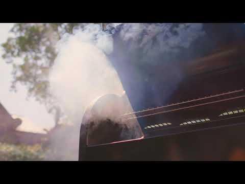 Vidéo Le nouveau barbecue SmokeFire