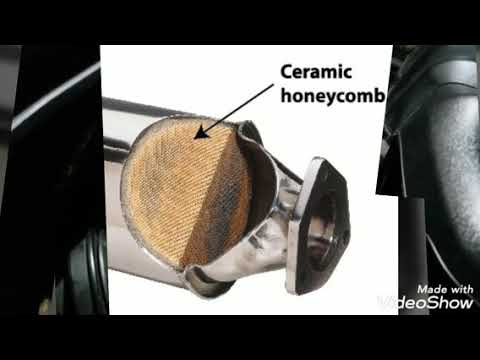 How to clean exhaust manifold (vlog1)
