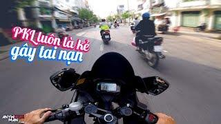 PKL LUÔN LÀ KẺ GÂY TAI NẠN | Ride Diary 76 | Vietnam motovlog