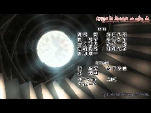 Gosick ending 1 HD 1080p