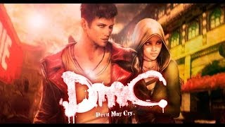 DmC: Devil May Cry All Cutscenes (Complete Edition) Game Movie 1080p