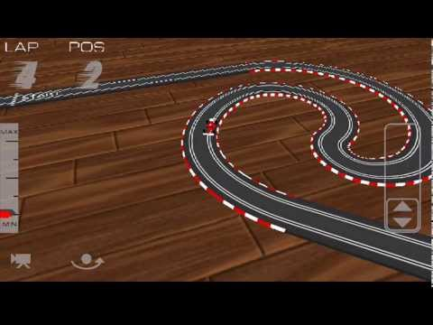 Slot Racing Android Gameplay