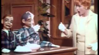 The Lucy Show LUCY AND PAUL WINCHELL