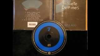 Los 7 Delfines - Azulado (EP/Álbum completo - 1996)
