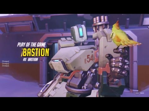 Every Bastion Play of the Game