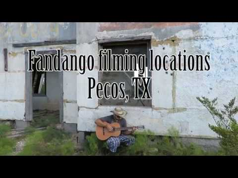 Fandango Movie Filming Locations