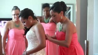 The Simpson ~ Adriane + Javar // Wedding Film