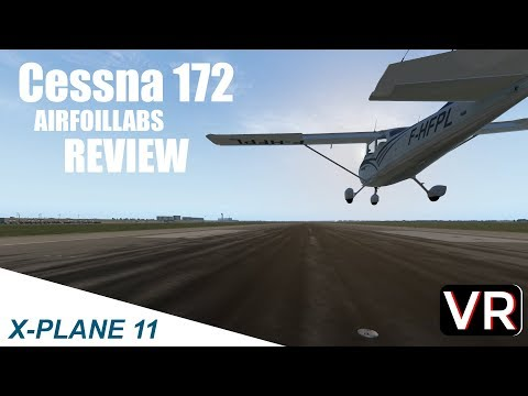 Most Realistic Training Aircraft for X-Plane 11 - VR Flight