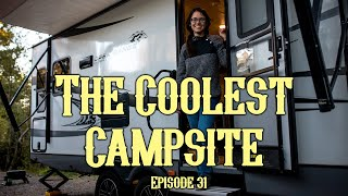 The Best RV Camṗsite Harris Beach Oregon Ep 31
