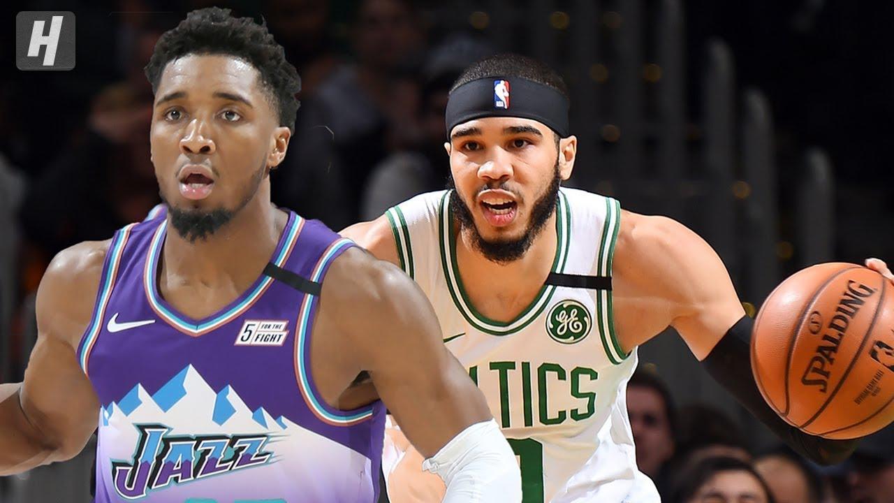 Boston Celtics Vs Utah Jazz Full Game Highlights February