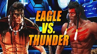 EAGLE VS. THUNDER: EAGLE - Online Ranked Killer Instinct 2017