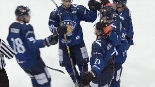 Maalikooste Suomi - Saksa // U20 Viiden maan turnaus // 9.2.2019 Turku